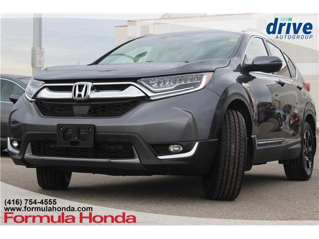2017 Honda CR-V Touring (Stk: B11169) in Scarborough - Image 5 of 33