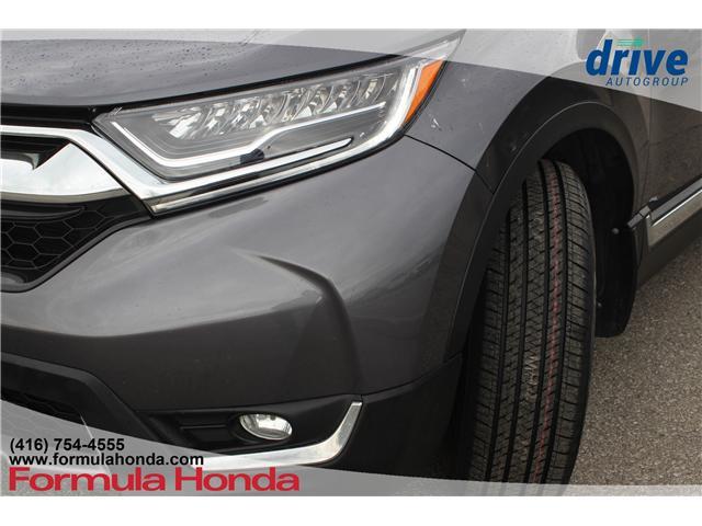 2017 Honda CR-V Touring (Stk: B11169) in Scarborough - Image 29 of 33