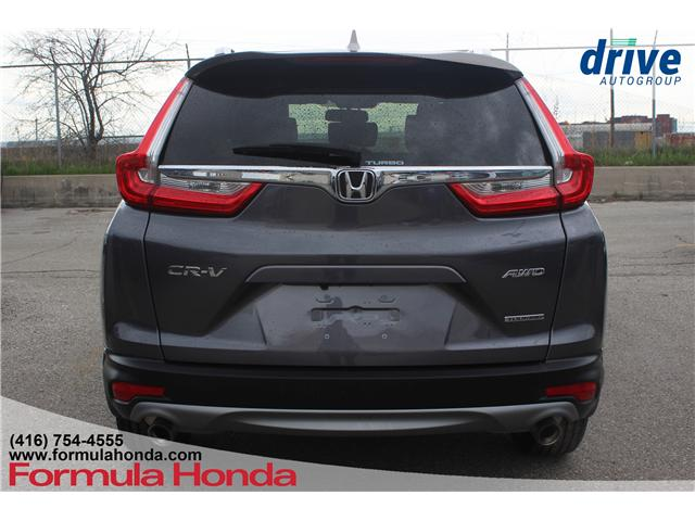 2017 Honda CR-V Touring (Stk: B11169) in Scarborough - Image 8 of 33