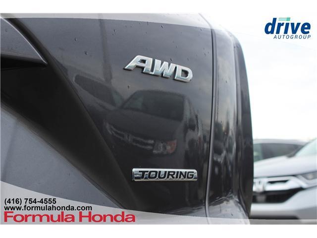 2017 Honda CR-V Touring (Stk: B11169) in Scarborough - Image 32 of 33