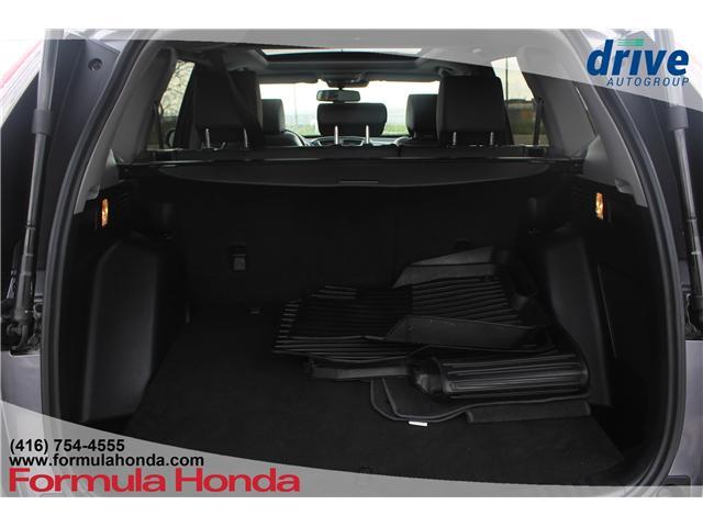 2017 Honda CR-V Touring (Stk: B11169) in Scarborough - Image 27 of 33