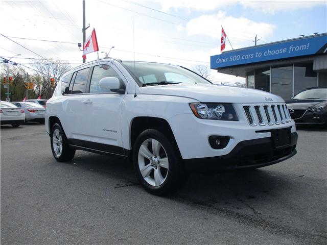 2016 Jeep Compass Sport/North (Stk: 190607) in Kingston - Image 1 of 13