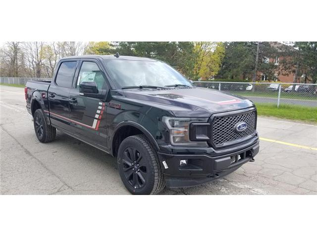 2019 Ford F-150 Lariat (Stk: 19FS1140) in Unionville - Image 1 of 16