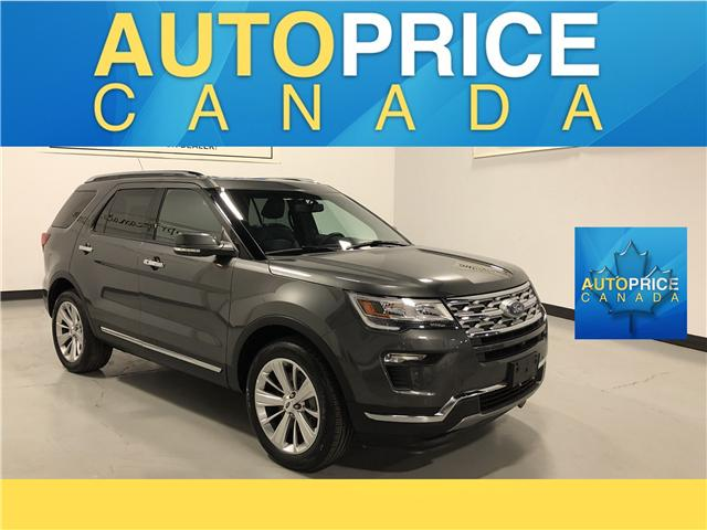 2019 Ford Explorer Limited (Stk: D0300) in Mississauga - Image 1 of 30