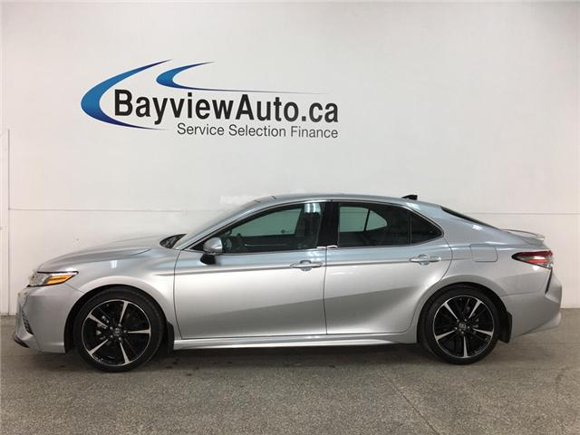 2018 Toyota Camry XSE (Stk: 35055W) in Belleville - Image 1 of 29