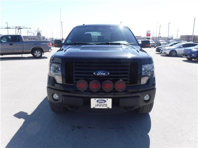 2012 Ford F-150 FX4 (Stk: U-3834) in Kapuskasing - Image 2 of 10
