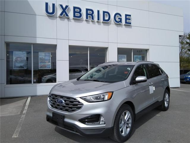 2019 Ford Edge SEL (Stk: IED8904) in Uxbridge - Image 1 of 12