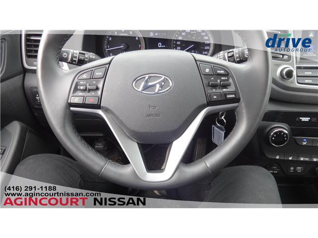2018 Hyundai Tucson Premium 2 0L AWD BACKUP CAMERA BLIND