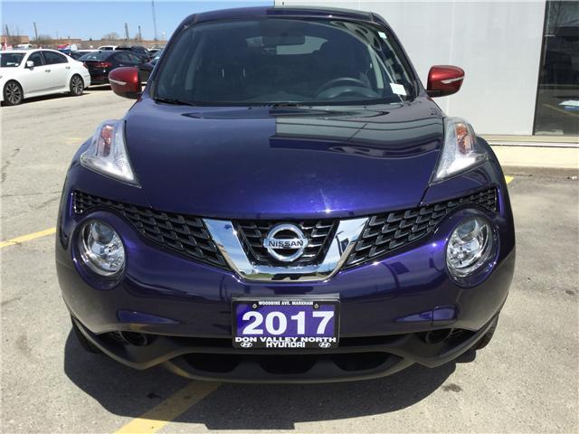 2017 Nissan Juke SV (Stk: 7687H) in Markham - Image 2 of 17