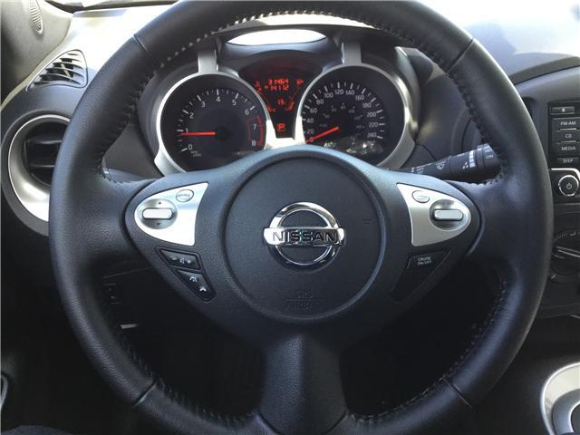2017 Nissan Juke SV (Stk: 7687H) in Markham - Image 7 of 17