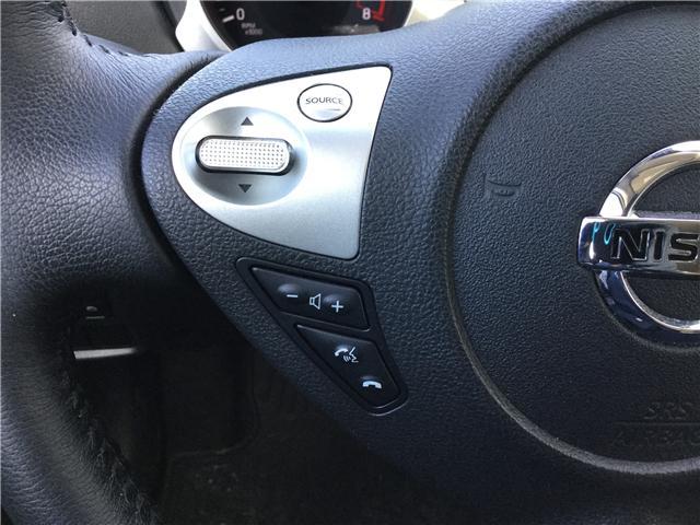 2017 Nissan Juke SV (Stk: 7687H) in Markham - Image 8 of 17