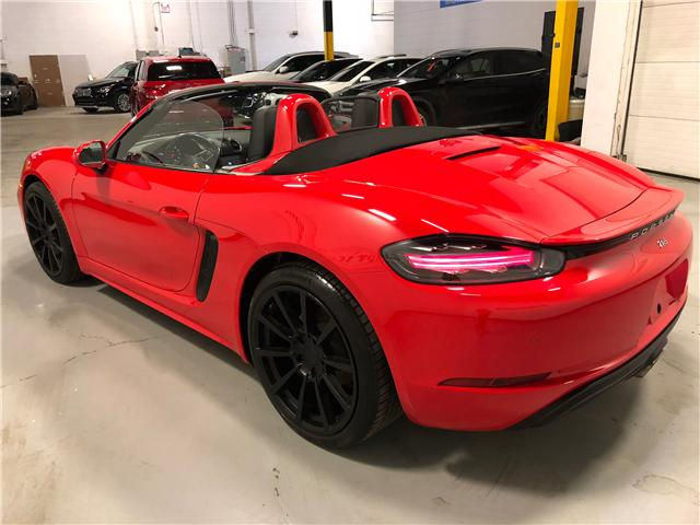 2017 Porsche 718 Boxster Base (Stk: N0227) in Mississauga - Image 7 of 21