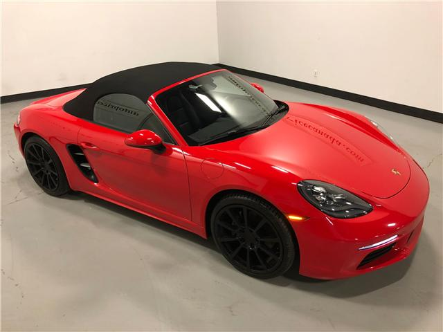 2017 Porsche 718 Boxster Base (Stk: N0227) in Mississauga - Image 3 of 21