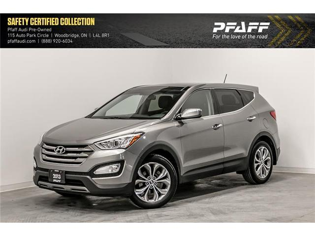 2013 Hyundai Santa Fe Sport 2.0T SE (Stk: C6597A) in Woodbridge - Image 1 of 22