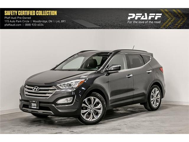 2015 Hyundai Santa Fe Sport 2.0T Limited (Stk: C6667AA) in Woodbridge - Image 1 of 21