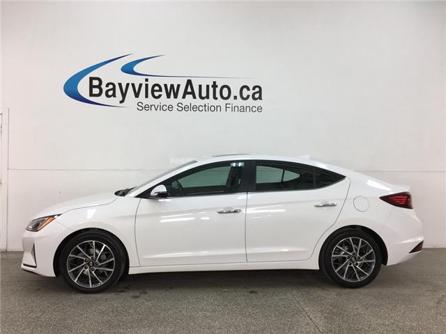2019 Hyundai Elantra Luxury (Stk: 34902ER) in Belleville - Image 1 of 28