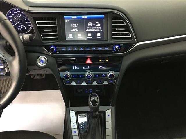 2019 Hyundai Elantra Luxury (Stk: 34902ER) in Belleville - Image 8 of 28