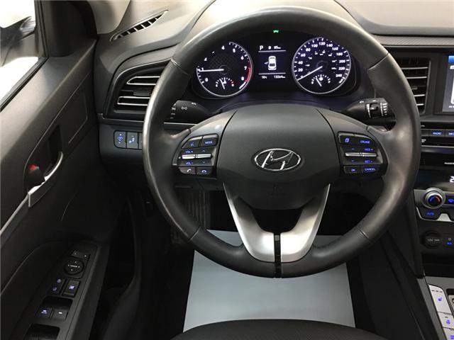2019 Hyundai Elantra Luxury (Stk: 34902ER) in Belleville - Image 18 of 28