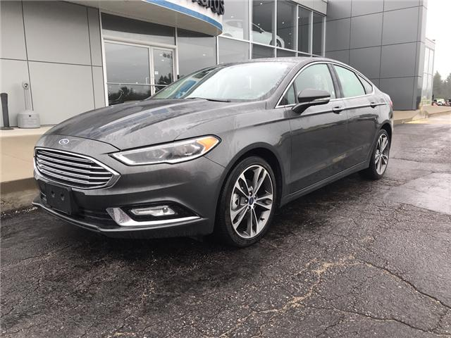 2018 Ford Fusion Titanium (Stk: 21803) in Pembroke - Image 2 of 9