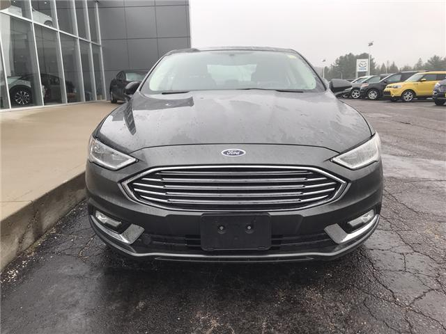 2018 Ford Fusion Titanium (Stk: 21803) in Pembroke - Image 3 of 9