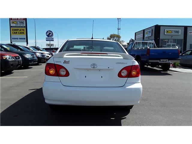 2006 Toyota Corolla CE (Stk: P479) in Brandon - Image 5 of 13