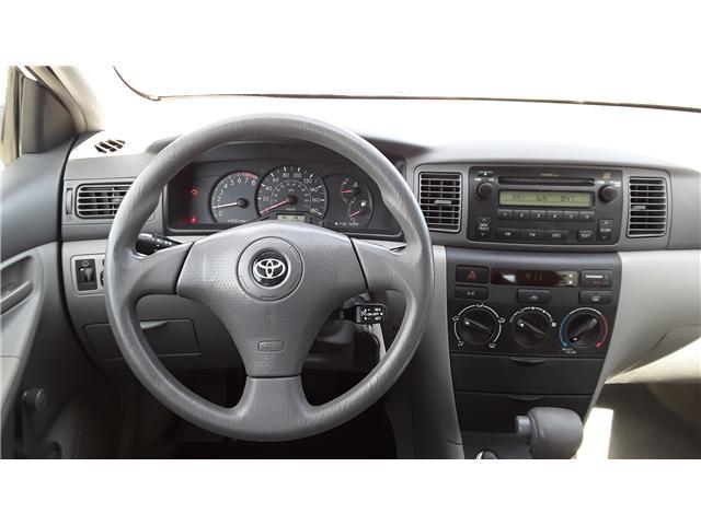 2006 Toyota Corolla CE (Stk: P479) in Brandon - Image 7 of 13