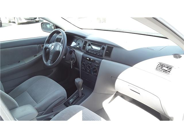 2006 Toyota Corolla CE (Stk: P479) in Brandon - Image 11 of 13