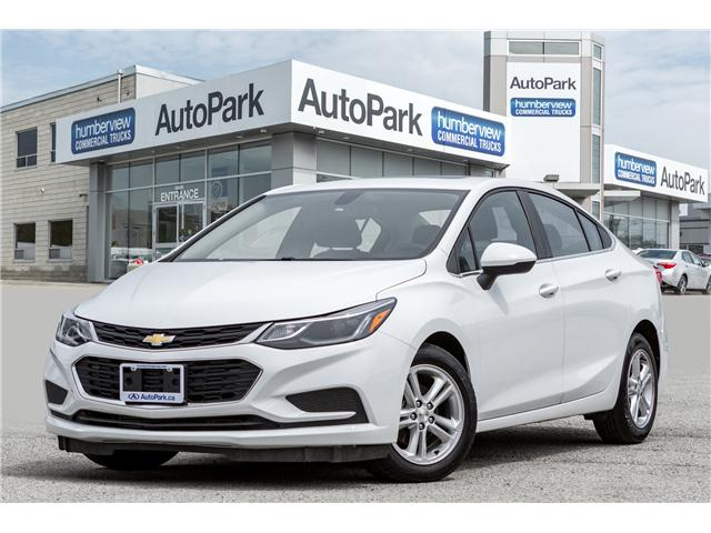2017 Chevrolet Cruze LT Auto (Stk: ) in Mississauga - Image 1 of 20