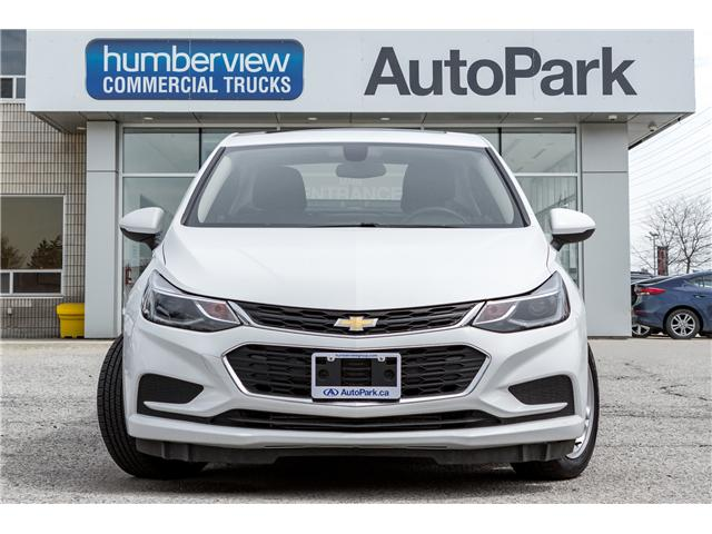 2017 Chevrolet Cruze LT Auto (Stk: ) in Mississauga - Image 2 of 20