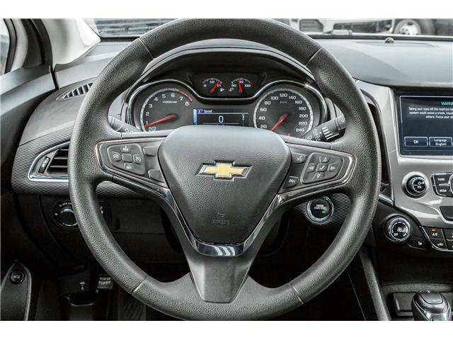 2017 Chevrolet Cruze LT Auto (Stk: ) in Mississauga - Image 9 of 20