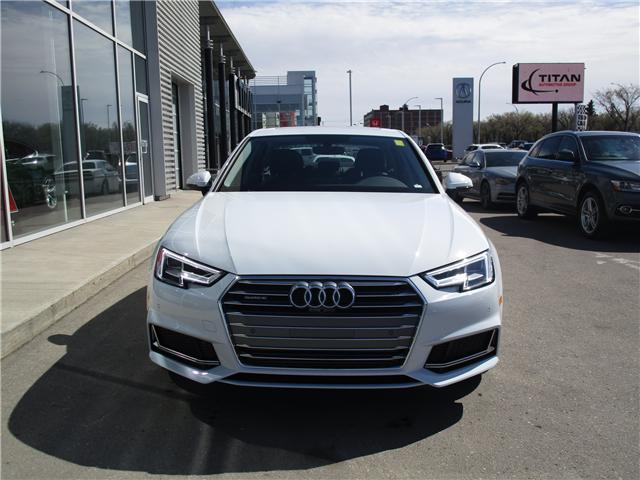 2019 Audi A4 45 Progressiv (Stk: 190323) in Regina - Image 7 of 35