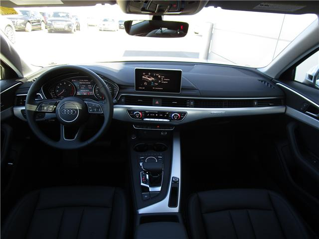 2019 Audi A4 45 Progressiv (Stk: 190323) in Regina - Image 13 of 35