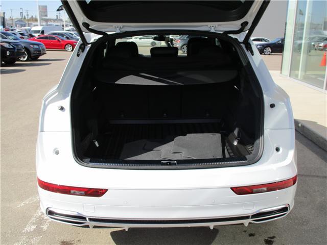 2019 Audi Q5 45 Technik (Stk: 190166) in Regina - Image 5 of 37
