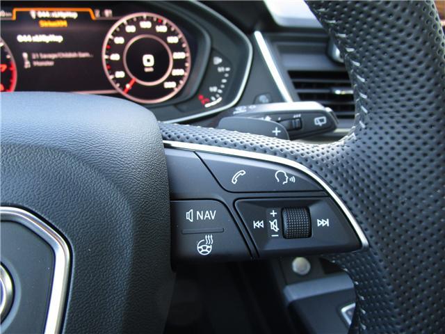 2019 Audi Q5 45 Technik (Stk: 190166) in Regina - Image 21 of 37