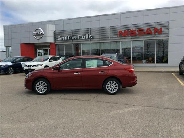 2019 Nissan Sentra 1.8 SV (Stk: 19-046) in Smiths Falls - Image 1 of 13