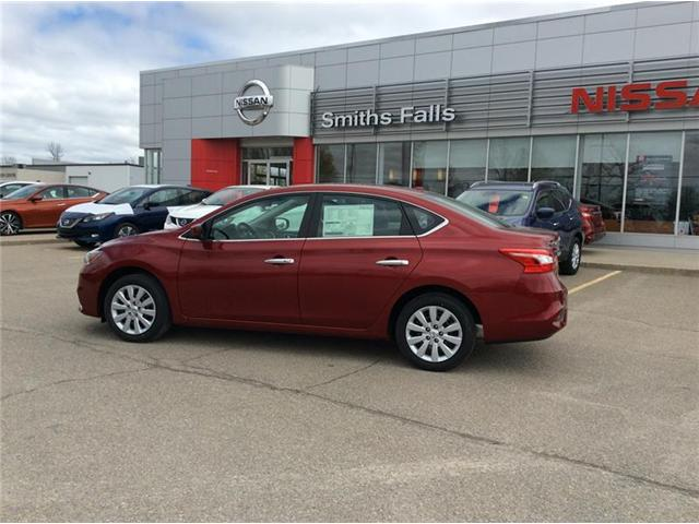 2019 Nissan Sentra 1.8 SV (Stk: 19-046) in Smiths Falls - Image 3 of 13