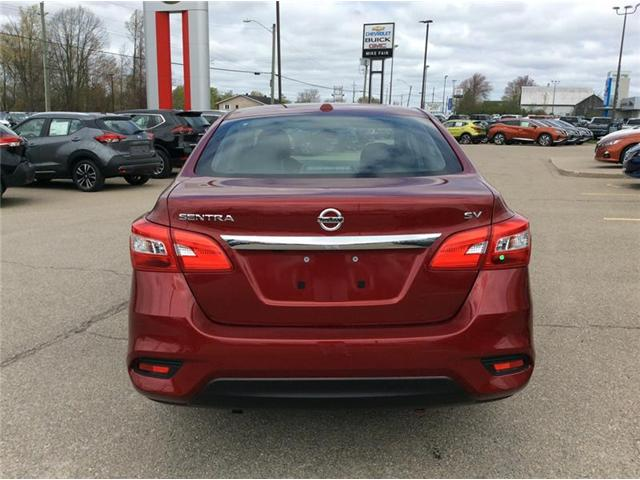 2019 Nissan Sentra 1.8 SV (Stk: 19-046) in Smiths Falls - Image 4 of 13