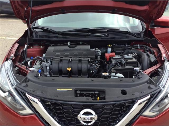 2019 Nissan Sentra 1.8 SV (Stk: 19-046) in Smiths Falls - Image 9 of 13