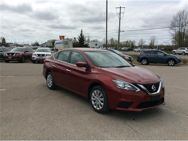 2019 Nissan Sentra 1.8 SV (Stk: 19-046) in Smiths Falls - Image 11 of 13