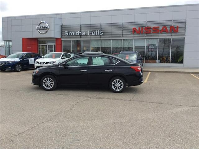 2019 Nissan Sentra 1.8 SV (Stk: 19-111) in Smiths Falls - Image 1 of 13