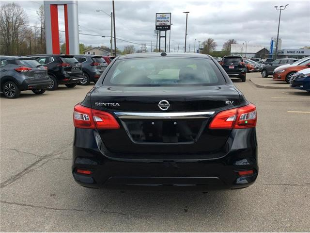 2019 Nissan Sentra 1.8 SV (Stk: 19-111) in Smiths Falls - Image 4 of 13
