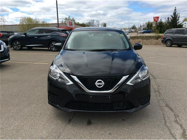 2019 Nissan Sentra 1.8 SV (Stk: 19-111) in Smiths Falls - Image 10 of 13