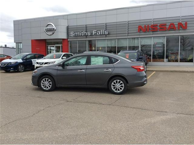 2019 Nissan Sentra 1.8 SV (Stk: 19-112) in Smiths Falls - Image 2 of 13
