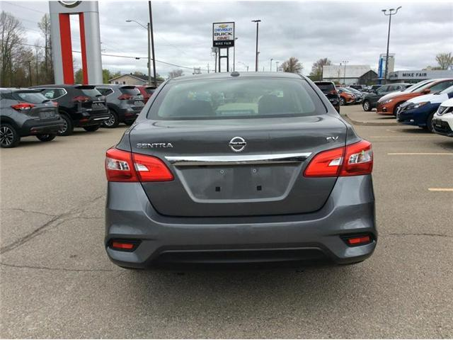 2019 Nissan Sentra 1.8 SV (Stk: 19-112) in Smiths Falls - Image 7 of 13