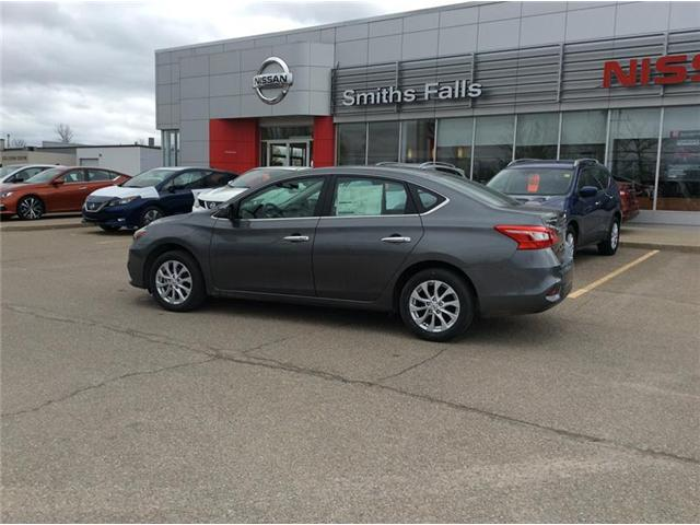 2019 Nissan Sentra 1.8 SV (Stk: 19-112) in Smiths Falls - Image 8 of 13