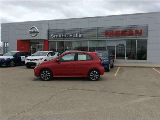 2019 Nissan Micra SR (Stk: 19-125) in Smiths Falls - Image 1 of 13