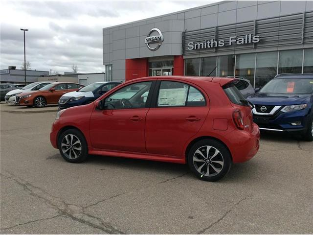 2019 Nissan Micra SR (Stk: 19-125) in Smiths Falls - Image 3 of 13