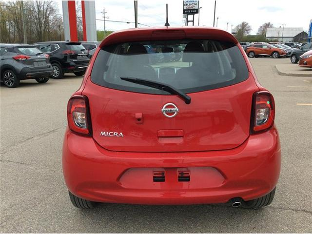 2019 Nissan Micra SR (Stk: 19-125) in Smiths Falls - Image 4 of 13