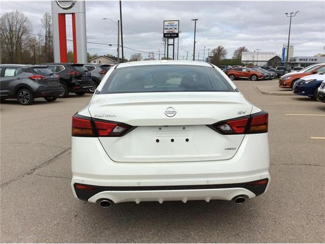 2019 Nissan Altima 2.5 SV (Stk: 19-157) in Smiths Falls - Image 2 of 13
