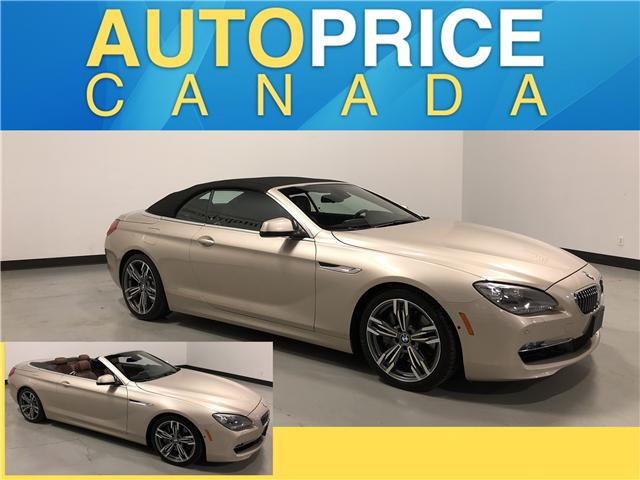 2012 BMW 650i  (Stk: R0337C) in Mississauga - Image 1 of 30